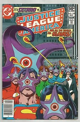 DC Comics Justice League of America #190 Near Mint- (9.2)!
