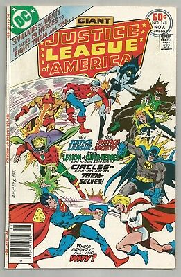 DC Comics Justice League of America #148 Very Fine/Near Mint (9.0)!