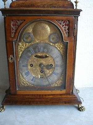 Antique Austrian Bracket Clock
