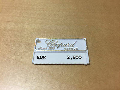 Takt Label - Label of Watch - Watch Tag - Chopard - for Collectors
