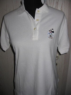 Damen Golf Polo Shirt DONALDSON, Gr. XXL, mit Golf Minnie