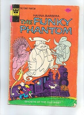 THE FUNKY PHANTOM No 11 GHOSTS OF THE OLD WEST!