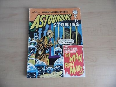 """Astounding Stories number 54,featuring """"To Live Again"""",""""Useful Boy"""" and more"""