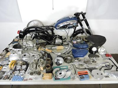 1959 Other Makes  1959 AJS 650 Model 31L Deluxe - Restoration Started - Titled - SHIP WORLDWIDE