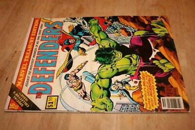 The Defenders Marvel Treasury Edition #16_1978_Classic Over-Size Defending!