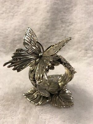 Butterfly Napkin Ring 1824 Collection by Reed & Barton
