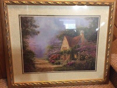 Home Interiors '' Country Cottage '' Picture Gorgeous  Large Picture