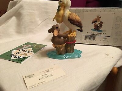 "Charming Tails ""YOU REALLY FILL THE BILL"" DEAN GRIFF NIB"