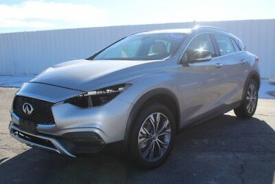 2018 Infiniti QX30 Luxury AWD 2018 Infiniti QX30 Luxury AWD Wrecked Salvage Only 4K Mi Loaded Luxurious L@@K!