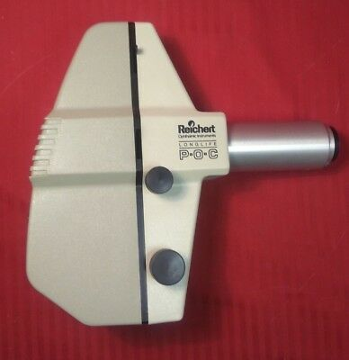 Reichert POC Projector MODEL 11083 w/Wall mount, slide, and spare bulb!!!!!