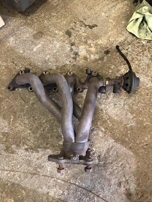Vw Lupo 1.4 16V Ahw Exhaust Manifold Headers 4-1 Polo 6N2 Seat Arosa Mk4 Golf