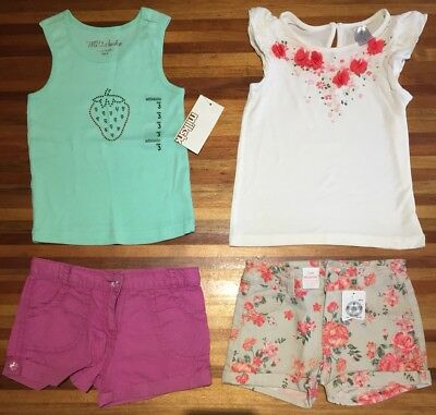 Girls Outfits. Size 3. Milkshake and Target (BNWT).