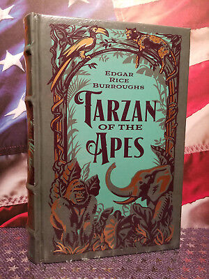 NEW SEALED Tarzan of the Apes by Edgar Rice Burroughs Bonded Leather Edition