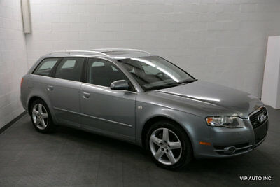 2005 Audi A4 2.0T Avant quattro Audi A4 Avant 2.0T Quattro Premium Package Lighting Package Cold Weather Package