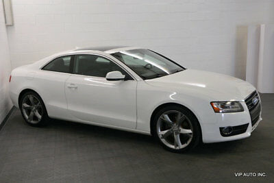 "2010 Audi A5 2dr Coupe Automatic quattro 2.0L Premium Plus Audi A5 2.0T Quattro Premium Plus Package Sport Bi-Xenon Advance Key 19"" Wheels"