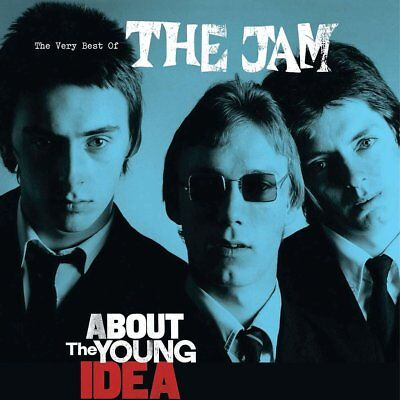THE JAM About The Young Idea The Very Best Of 3 x 180gm Vinyl LP NEW & SEALED