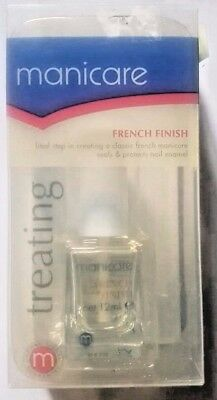 Manicare French Finish - Seals & Protects Nail Enamel