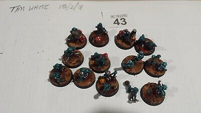 Warhammer Fantasy Age of Sigmar OOP Batch of Snotlings Orcs and Goblins