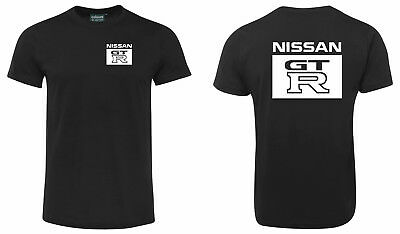 Nissan GTR Tee *Brand New *High Quality *8 Sizes To Choose From!