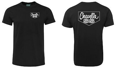 Chevelle SS Tee *Brand New *High Quality *8 Sizes To Choose From!