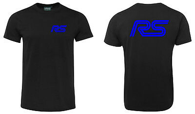 Ford RS Tee *Brand New *High Quality *8 Sizes To Choose From!