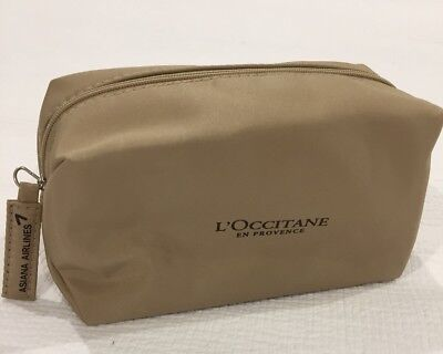 Asiana Airlines Business Class Amenity Kit by L'Occitane.