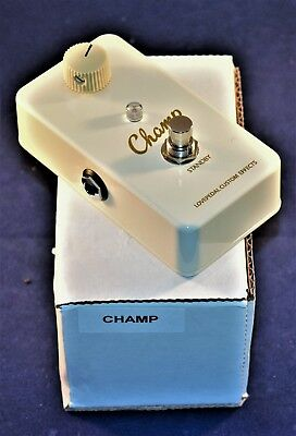 Lovepedal Champ Guitar Effects Pedal