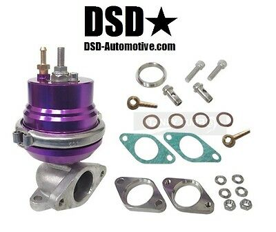 38mm Wastegate einstellbar Audi 100 200 80 90 S2 RS2 20V 2,2L A3 S3 1,8T Turbo