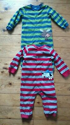 Boys pjs all on one 18-24 months Carters