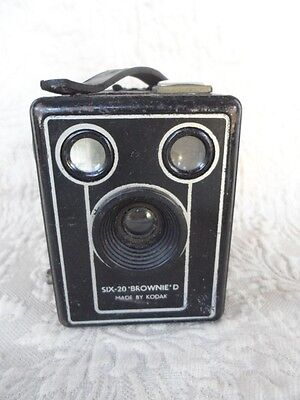 Six - 20 Brownie D Box Camera