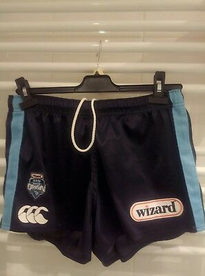 NRL New South Wales state of origin shorts