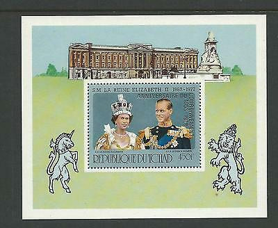 25th Anniversary of the Queen Scott 329   Complete Mint Unhinged