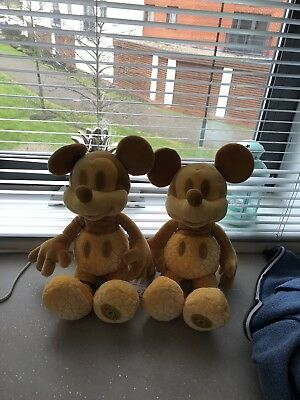 Disney Store Mickey Mouse Memories Plush ... FEBRUARY Limited  Edition x 1