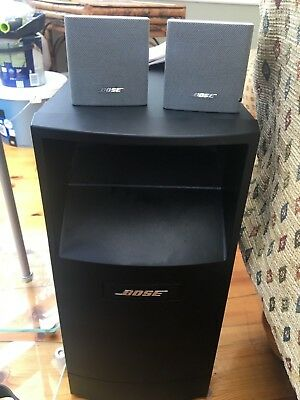 Bose Acoustimass 6 serie III Home entertainment system