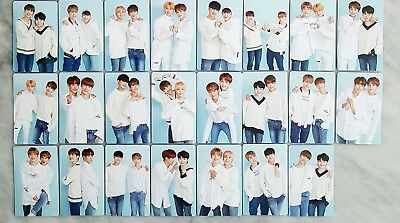 """SEVENTEEN IN CARAT LAND 2018 2ND FAN MEETING TRADING CARD - UNIT from """"A"""""""