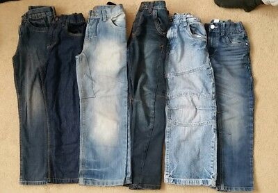 Boys jeans lot collection 7-8 years