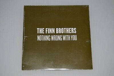 The Finn Brothers ‎– Nothing Wrong With You. (PRECINTADO) CD-Single Promo (ESP)