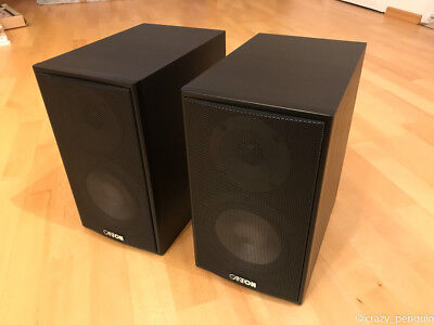 subwoofer canton as 65sc mit orginalverpackung sehr guter. Black Bedroom Furniture Sets. Home Design Ideas