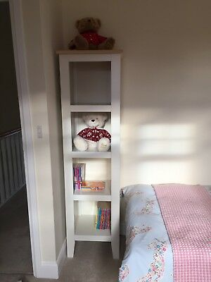 Mamas and Papas Savannah Tallboy (Child/Baby) Bookcase very good condition