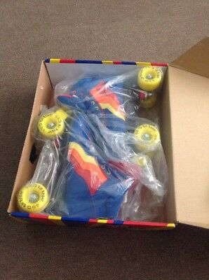 Rio Roller Boots Size 7