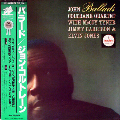 The John Coltrane Quartet / Ballads