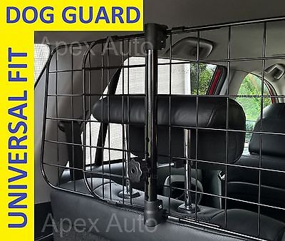 VOLVO V50 ESTATE DOG GUARD Boot Pet Safety Mesh Grill EASY HEADREST FIT