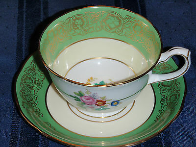 Georgeous Hammersley Teacup and Saucer