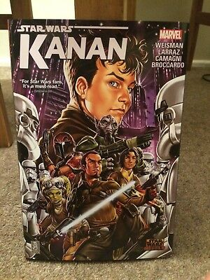 STAR WARS KANAN Vol. 1 Omnibus Hardcover – (2016) Contains Issues 1-12