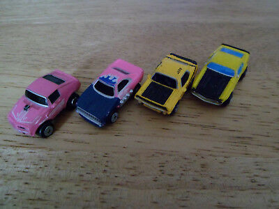 Micro Machine Collection Lorries Cars Military Vehicles Preowned -GREAT!