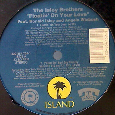 The Isley Brothers / Floatin' On Your Love