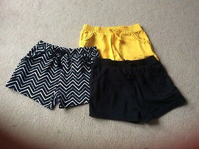 Girls Shorts Age 6