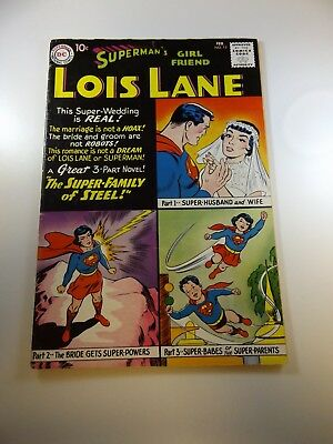 Superman's Girlfriend Lois Lane #15 VG- condition Huge auction going on now!