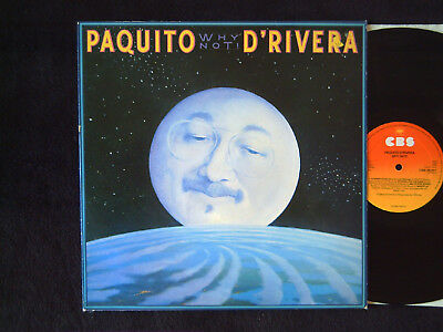 "Paquito D'rivera ""Why Not!"""
