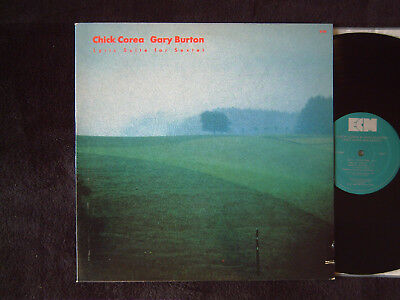 "Chick Corea / Gary Burton ""Lyric Suite For Sextet"" Ecm"